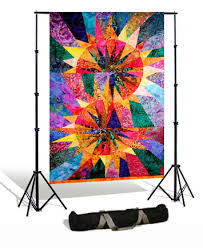 Quilt Stands For Display Inspiration Quilt Display Stand W Case Quilt Display Solutions By Craftgard