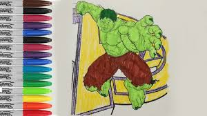 Hulk vs batman coloring pages,unexpected fight between two superheroes,drawing of the heroes. The Hulk Coloring Pages The Incredible Hulk The Avenger Hulk Fun Pages Sailany Coloring Kids Youtube