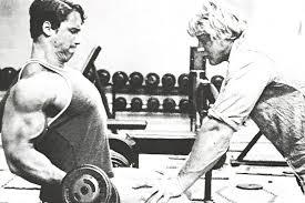 arnold schwarzenegger dave dr biceps