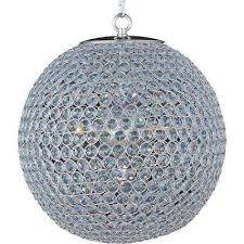 glimmer 5 light plated silver single tier chandelier