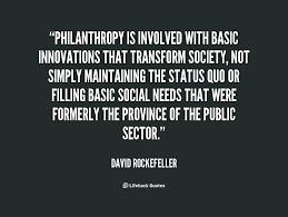 Philanthropy Quotes Mesmerizing 48 Philanthropy Quotes 48 QuotePrism
