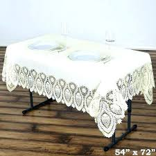 lace vinyl tablecloths round 70 tablecloth inch plastic whole