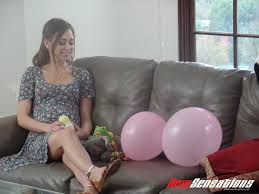 The Day We Made Riley Reid Pregnant Fun On The Set New Sensations