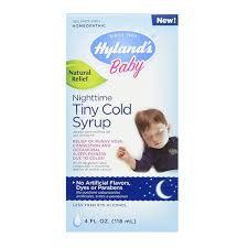 Hylands <b>Baby</b> Nighttime <b>Tiny Cold Syrup</b>, - Buy Online in Suriname ...