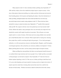 ethnic airport security essay 4 hondo 4 many airports