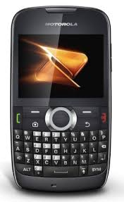 MOTOROLA: Motorola E390