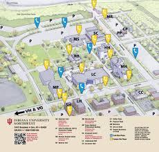 emergency phone locations  indiana university northwest