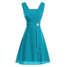 Aunimeifly Ladies' <b>Formal Wedding Dress Women</b> Sexy Slash Neck ...