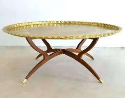 round brass coffee table brass tray coffee table attractive round brass coffee table round brass tray
