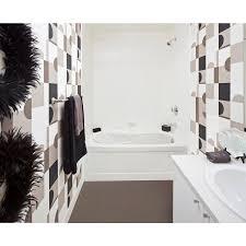 Mirolin Prescott 60-in L x 30-in W x 20-in H White Acrylic Oval In ...