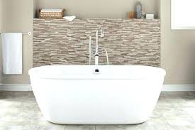 wall faucet for freestanding tub freestanding tub home depot nice stone wall decorating and beautiful white home depot tubs with stunning freestanding tub