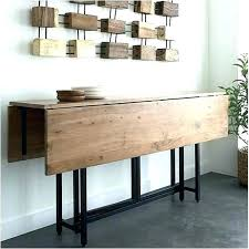 sofa table that converts to a dining expandable console expandable console table n0