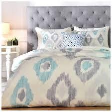 deny designs social proper quiet ikat duvet cover set 169 king size