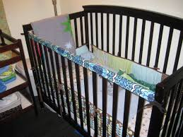 Crib Rail Cover Pattern New Inspiration Design