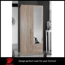 mirror wardrobe. fashion design wooden closet cabinet bedroom sliding mirror wardrobe doors o