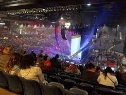 Allstate Arena Section 209 Concert Seating Rateyourseats Com