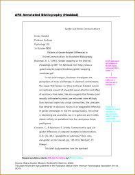 022 Sample Of An Apa Style Research Paper Brilliant Ideas
