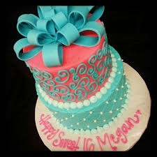 Sweet Sixteen Cake Ideas In Blue 22074 Cute Sweet 16 Cake