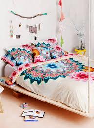 Maison Bedroom Furniture Boho Bedding Desigual Mandala Duvet Cover At Simons Maison