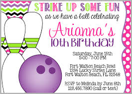 Bowling Party Invitations Bowling Party Invitation Templates Image Group 59