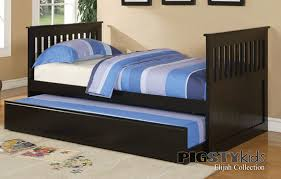 Elijah Twin Bed with Trundle