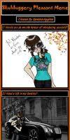 DeviantArt: More Like Skulduggery Pleasant meme by WolsanWolf via Relatably.com