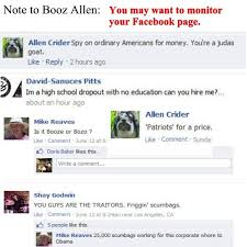 Booz Allen Hamilton Org Chart Social Media Crisis An Example From Booz Allen Of What Not