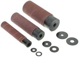 drum sander for drill. deep long sanding round drum set for wood drill press sander sleeves kit