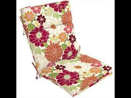 outdoor chair pads cushions home