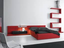 modern bedroom black and red. Simple Modern On Modern Bedroom Black And Red R
