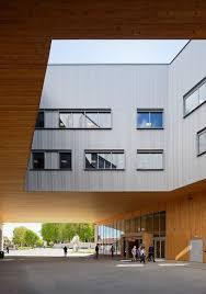Norway Design School Faerder Technical High School In Norway By White Arkitekter