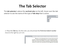 type of tab word 2010 indents tabs in this lesson you will learn how to use