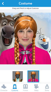 New Disney Side App Transforms You Into Disney Parks Characters ...