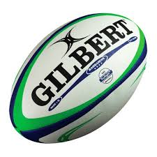 Gilbert Rugby Size Chart Gilbert Barbarian Match Rugby Ball Size 5 White Blue Green