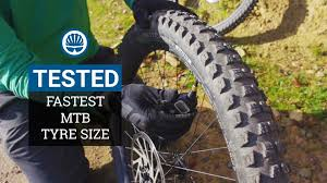 Mountain Bike Weight Comparison Chart What S The Fastest Tyre Size For Mountain Biking