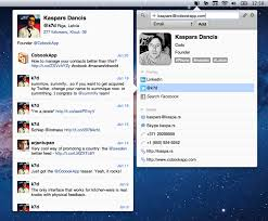 Cobook: the ultimate social Address Book for Mac - Pocket-lint