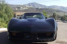 1981 C3 Corvette   Image Gallery & Pictures
