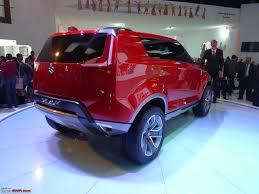 new car launches team bhpMaruti XA Alpha Compact SUV  Auto Expo 2012  TeamBHP