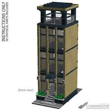 lego office building. Image Is Loading LEGO-Office-Tower-custom-modular-building-MOC-INSTRUCTIONS- Lego Office Building F