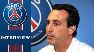 Image result for psg unai emery