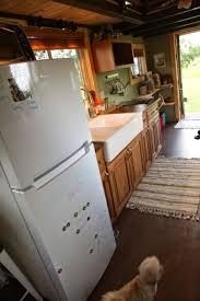 tiny house fridge. Kasl-family-tiny-house-6 Tiny House Fridge