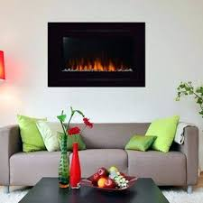 40 inch wide electric fireplace insert forte recessed the fire 1 wide electric fireplace