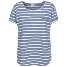 fleet women s striped t shirt