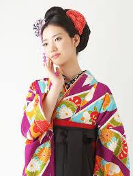 袴ヘア スタイル夢館ビューティー 京都 着物着付ドレスヘア