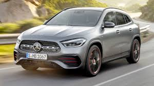 Gla 250 and gla 250 4matic standard features include: 2020 Mercedes Benz Gla Edition Amg Line Mountain Grey Mango Youtube