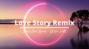 Taylor Swift - Love Story Tiktok Disco Lines Remix Lyrics - YouTube