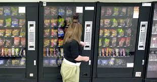 Vending Machines And Obesity Delectable Study Junk Food Laws May Help Curb Children's Obesity News