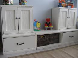 childrens storage furniture playrooms. This Creative And Handy Mommy Blogger Built Toy Storage System All By Herself! From Childrens Furniture Playrooms
