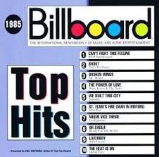 Billboard Top Hits 1985