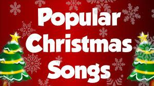 Popular Christmas Songs and Carols | Top Xmas Songs | Christmas ...